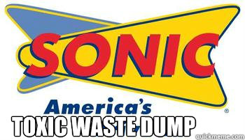 Toxic Waste Dump