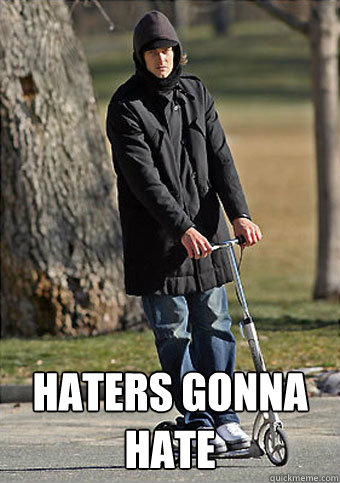Image result for tom brady haters gonna hate meme