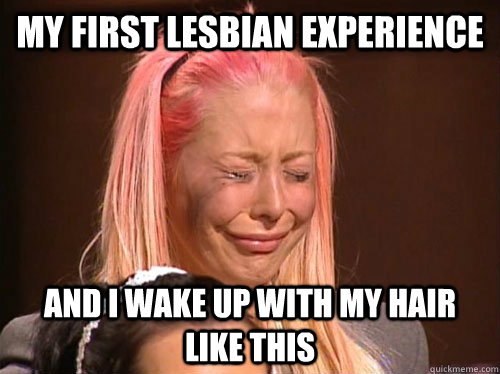 Your First Lesbian Experience