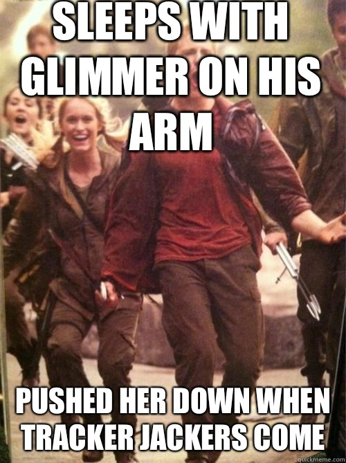 glimmer and cato relationship memes