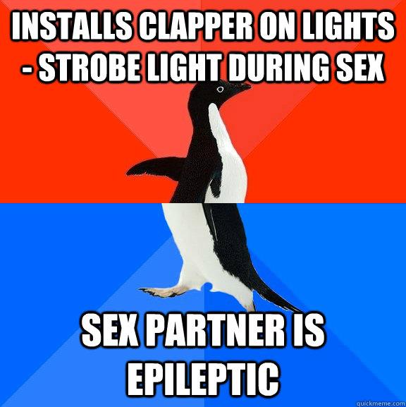 Место партнёр секс