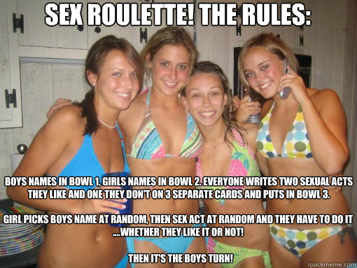 hot or not sex roulette