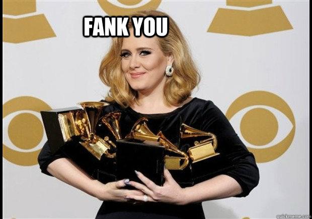 Fank You