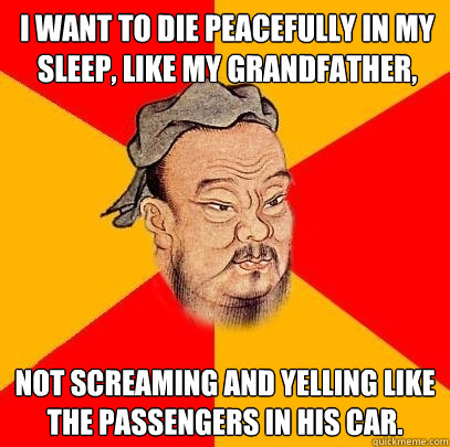 how can i die peacefully in my sleep