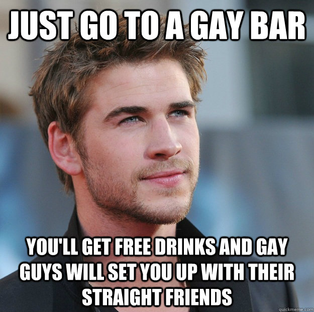 Go To A Gay Bar 75