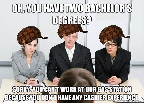 Is it acceptable to get two Bachelor Degrees?