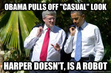 obama pulls off