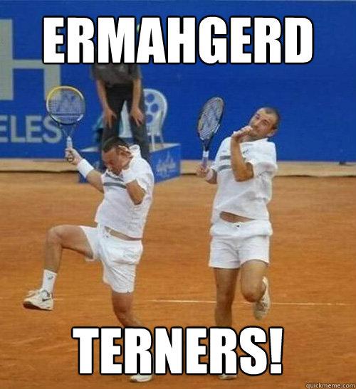 Ermahgerd Terners! - Ermahgerd Terners!  Misc