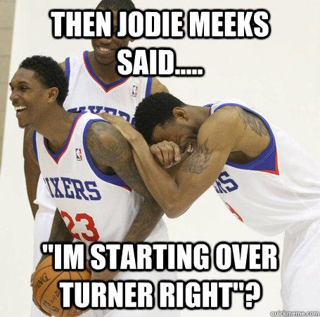 who is jodie meeks dating