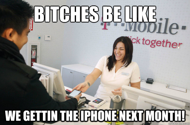 Funny Memes For Iphone : T mobile iphone memes quickmeme