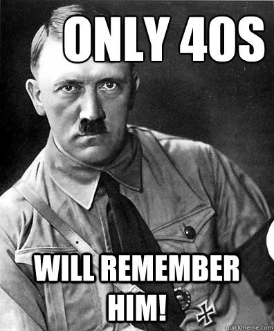 Only 40s kids will remember him!