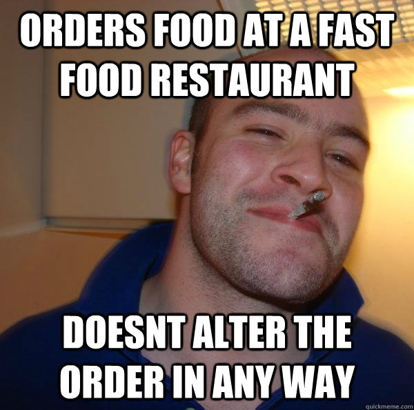 Funny Memes About Fast Food : Fast food restaurants memes