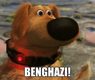 Benghazi!