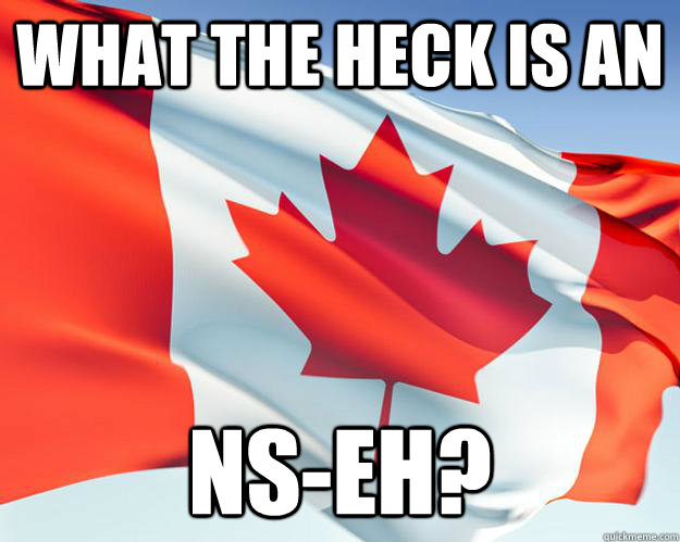 what the heck is an NS-eh?