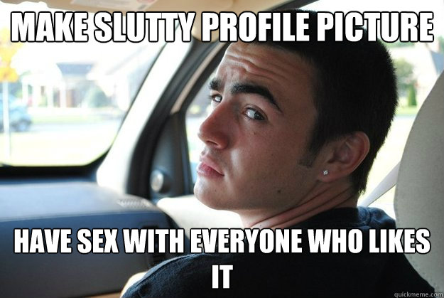 Funny Memes For Profile Pictures : Promiscuous paul memes quickmeme