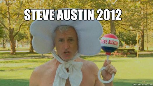 Steve Austin 2012 - Steve Austin 2012  Misc