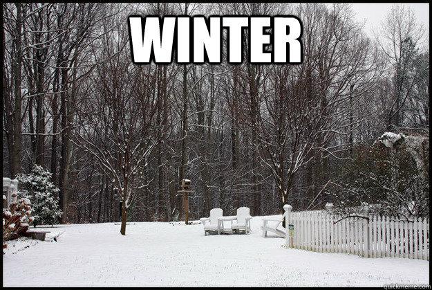 winter  - winter   Misc