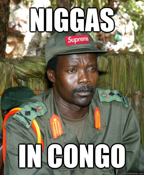 niggas in congo