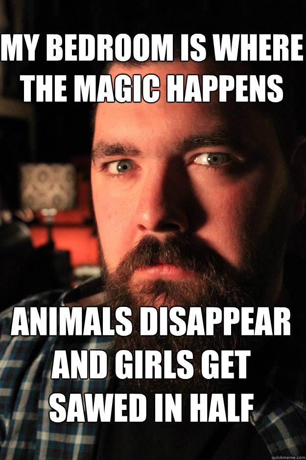 magician dating website