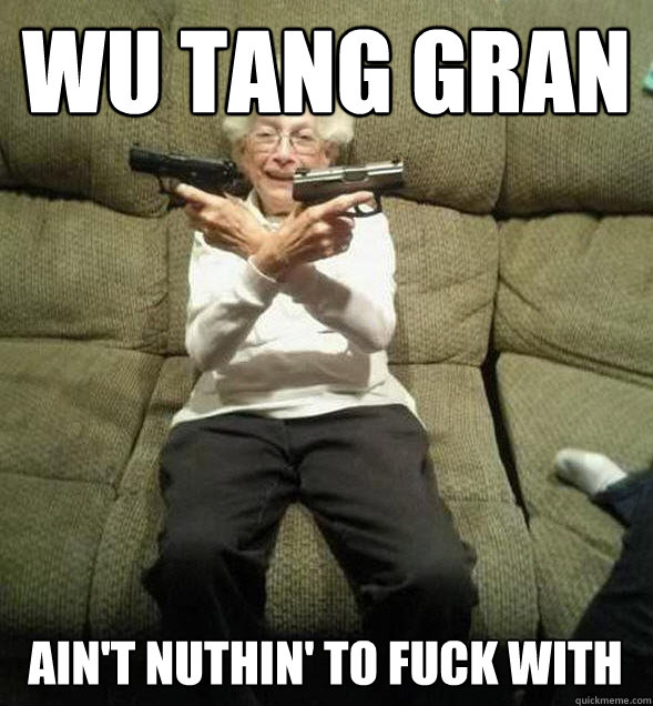 Wu Tang Clan Ain T Nuthin To Fuck With 21