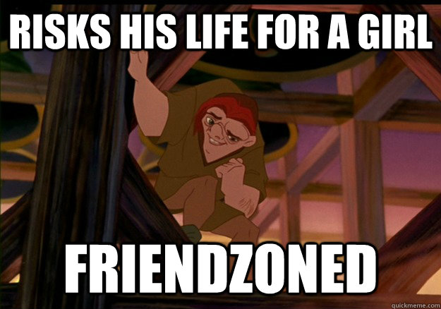 risks his life for a girl friendzoned - risks his life for a girl friendzoned  Misc