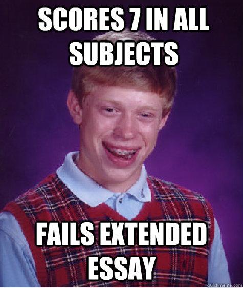 Extended Essay Jokes