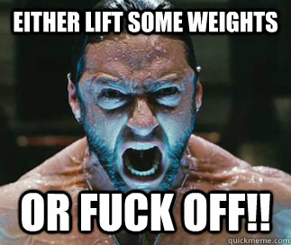 Good idea. Fuck school lift weights directly. think