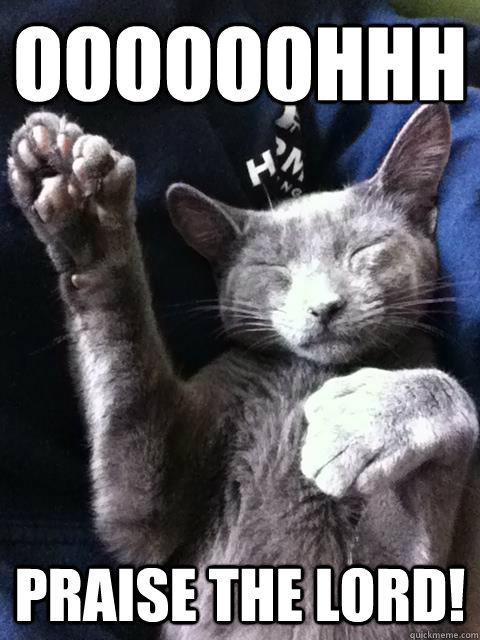 oooooohhh praise the lord! - oooooohhh praise the lord!  Misc
