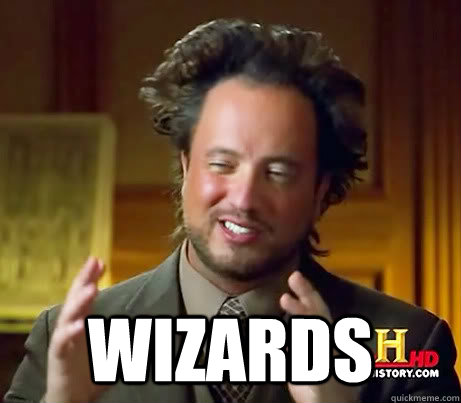 Wizards -  Wizards  Misc