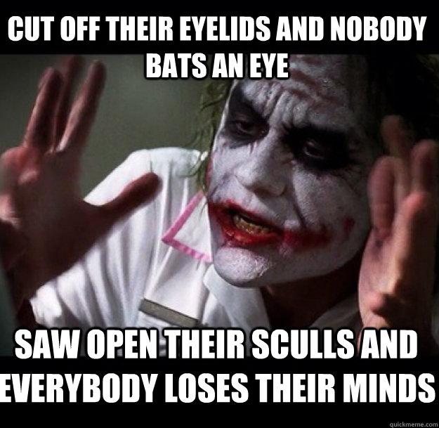 Bats eyelids