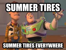 summer tires summer tires everywhere - summer tires summer tires everywhere  Borderlands 2 Buzz meme