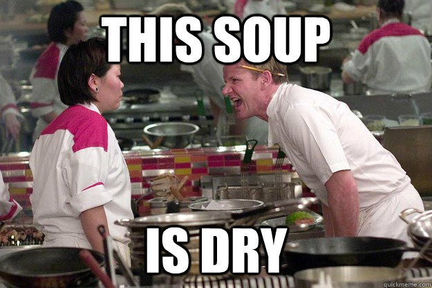 THIS SOUP IS DRY - THIS SOUP IS DRY  Misc