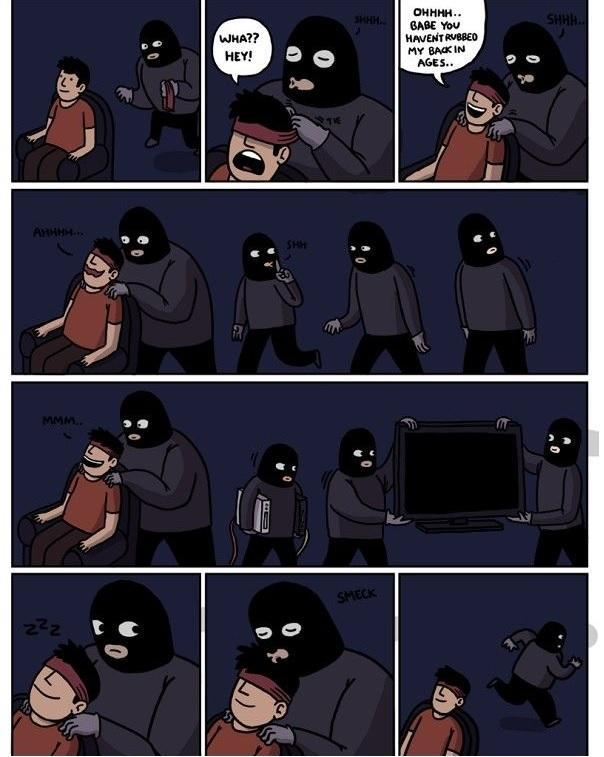 Best type of robbers -   Misc