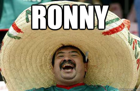 Ronny  - Ronny   Merry mexican