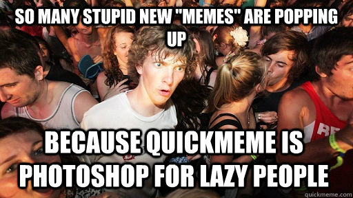 So many stupid new