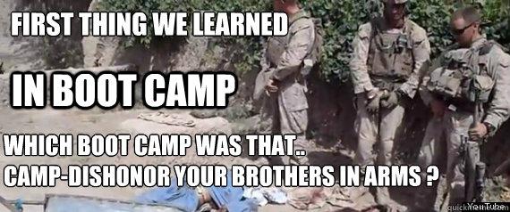 MBC & LEBC BOOT CAMP BASICS