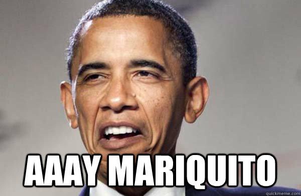 Aaay mariquito