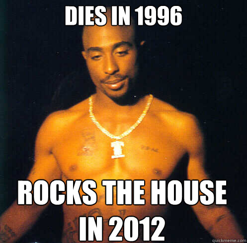 dies in 1996 rocks the house  in 2012