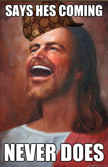Jesus Says...cool Stoyr Bro! On Bad Luck Brian by tenchu777 - Meme ...