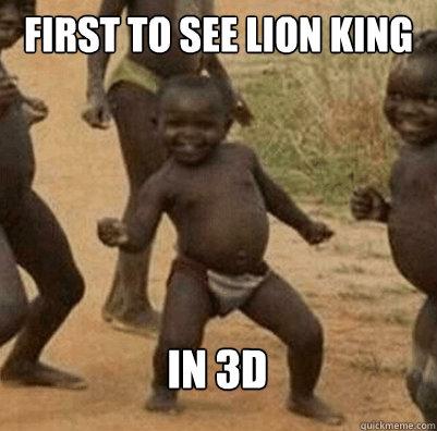lion king grylls Bear