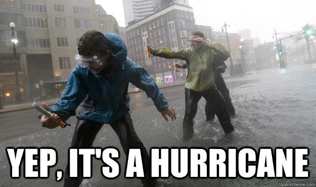 YEP, it's a hurricane -  YEP, it's a hurricane  Identifying hurricanes