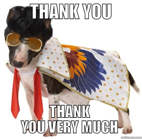Thanks dog meme