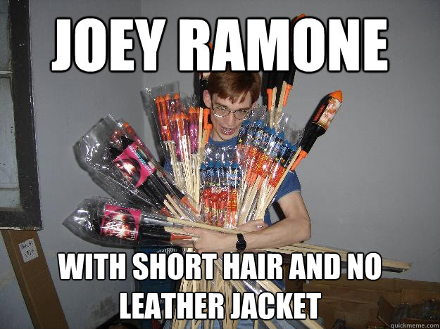 Ramones Leather Jacket Memes