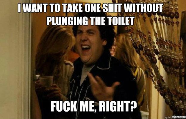 Toilet Fuck One