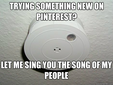 Let me sing you the song of my people Trying something new on Pinterest?