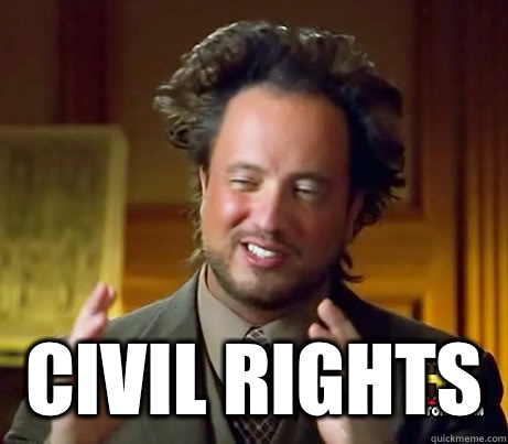 Civil rights -  Civil rights  Misc