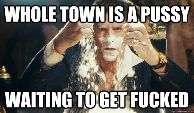 WHOLE TOWN IS A PUSSY WAITING TO GET FUCKED - WHOLE TOWN IS A PUSSY WAITING TO GET FUCKED  Brutal Bolton