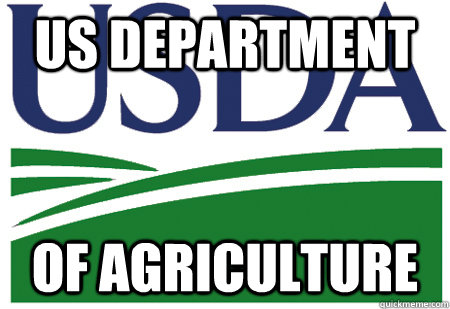 US DEPARTMENT OF AGRICULTURE - US DEPARTMENT OF AGRICULTURE  Misc