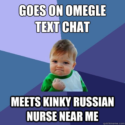 omegle chat russian