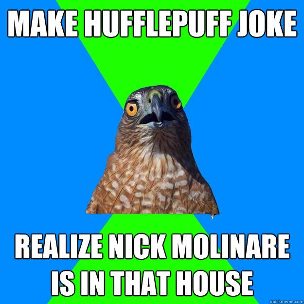 Funny Meme Comic Jokes : Hufflepuff jokes